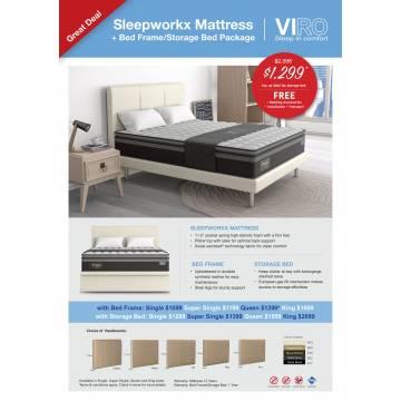 Sleepworks Mattress Package