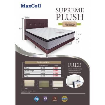 Supreme Plush