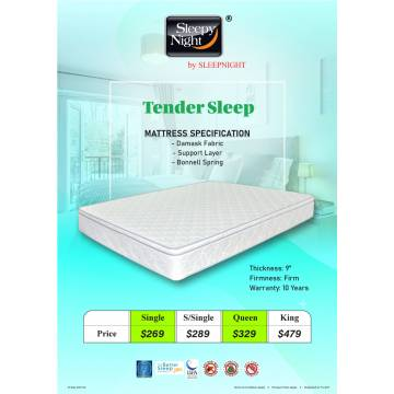 Tender Sleep